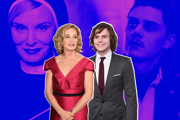 'American Horror Story' Stars In and Out of Costume