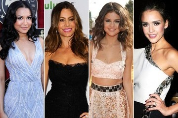 Hollywood's Hottest Latinas