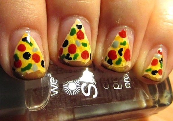 DIY Super Bowl Nail Art: 10 Fun Game Day Nail Ideas To Consider