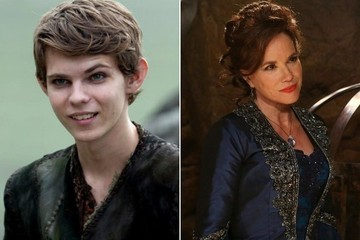 Peter Pan and Cora Are Returning to 'Once Upon a Time'