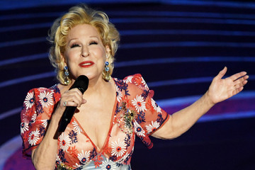 Bette Midler's Oscars Performance Of 'The Place Where Lost Things Go' Was Pure Magic