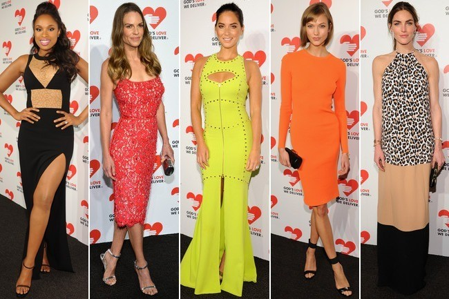 Who Was the Best Dressed at the Golden Heart Awards?