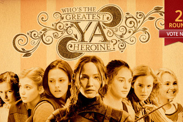 Who's the Greatest Young Adult Heroine? Round 2