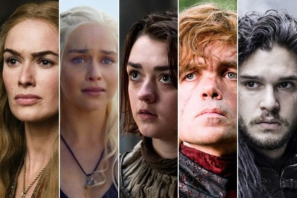 All Five Emmy-Nominated 'Game of Thrones' Actors Have Lose to Absentee Winners