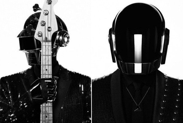 Daft Punk Models for Saint Laurent, Beyonce's Full H&M Campaign Revealed, and More!