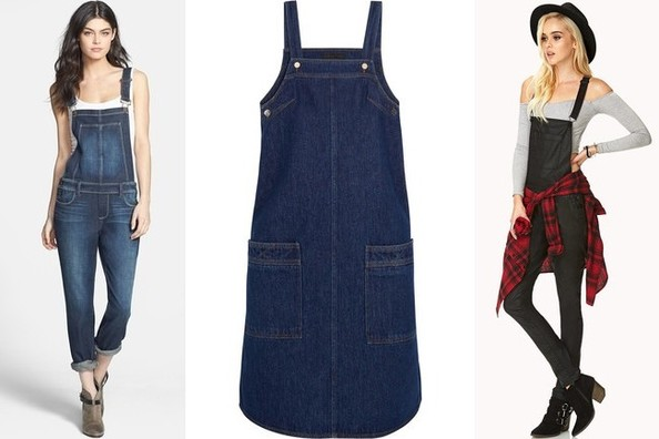 Trend to Try: Overalls