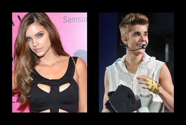 Barbara Palvin was rumored to be with Justin Bieber