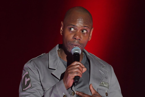 Dave Chappelle Says the Sexual Harassment Allegations Against Louis C.K. Made Him Laugh... He Was the Only One