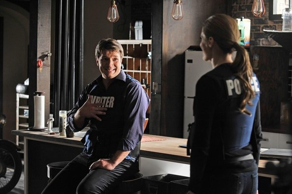 'Castle' Photo Preview: Rick's Feeling Jealous