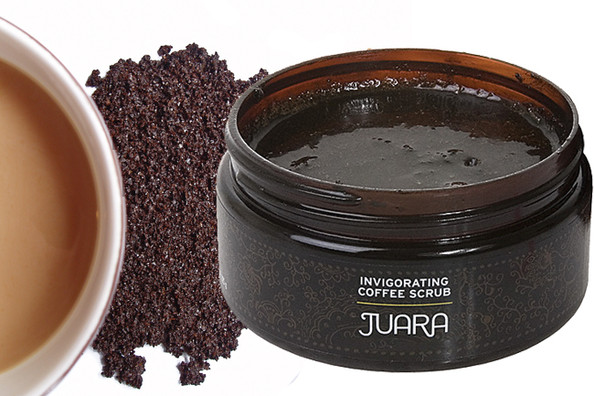 Interesting Ingredient: Give Your Skin a Pick-Me-Up With a DIY Coffee Scrub