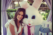 The Cutest Instagram Snapshots of Celebs on Easter