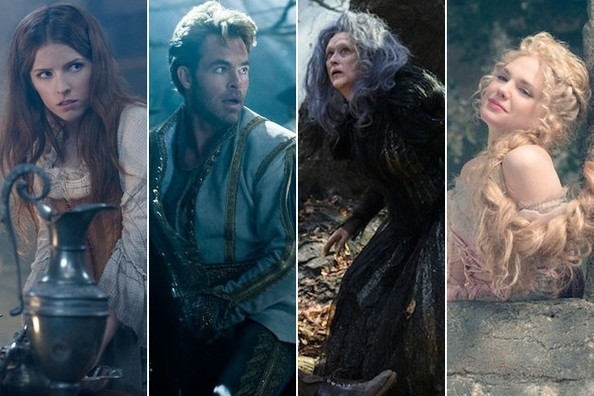 Vote Which Into The Woods Star Most Looks The Part Screen News