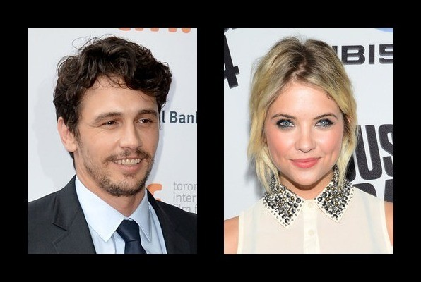 James Franco was rumored to be with Ashley Benson