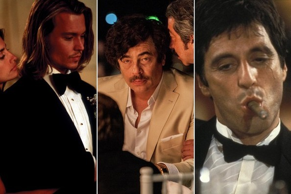 The Richest Drug Lords in Movies - Zimbio
