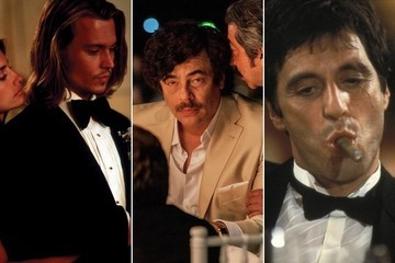 The Richest Drug Lords in Movies