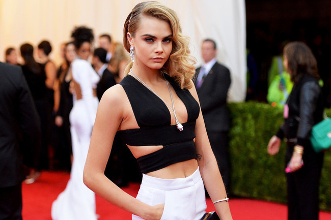 Are You Ready for Cara Delevingne: Movie Star? - Beyond ...