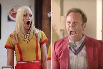 Beth Behrs and Walton Goggins Will Fight Over Raj on 'The Big Bang Theory'