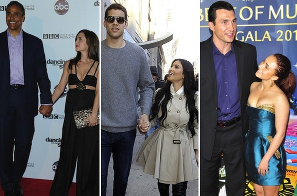 dating big height difference Did you know some of your favorite couples have huge age differences that's right some of hollywood's hottest couples have big age gaps, like anna paquin and stephen moyer.