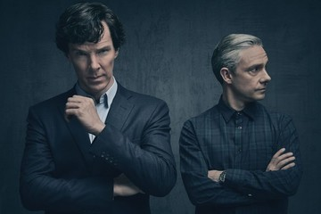 Steven Moffat Discusses Old Man 'Sherlock' and a Possible Season 5
