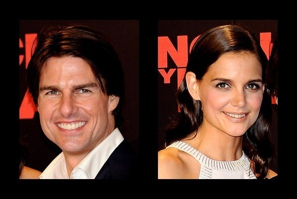 Tom Cruise is married to Katie Holmes
