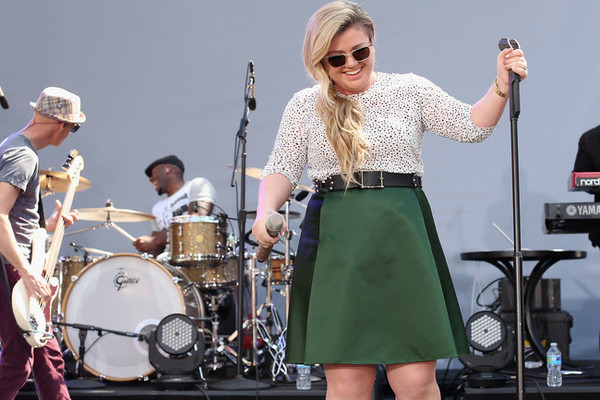 'Wanted to kill myself': Kelly Clarkson opens up about self image struggle