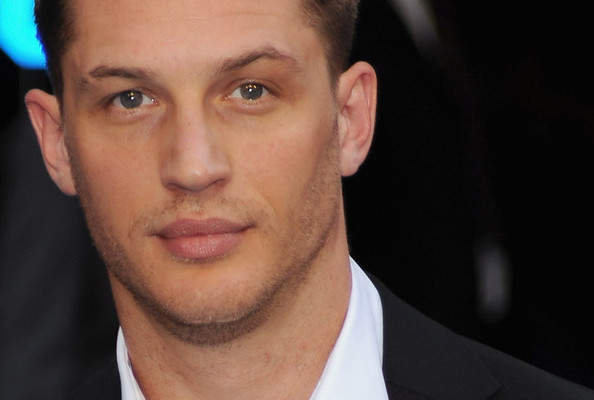 Watch Tom Hardy Beatbox and Rap Wearing a Baby Bjorn (With His Baby Son Louis in it) [VIDEO]