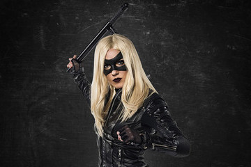 'Arrow' First Look: Laurel Becomes the Black Canary