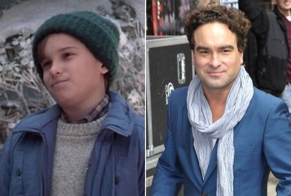 Johnny Galecki Christmas Vacation.Johnny Galecki Christmas Vacation Where Are They Now