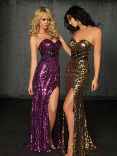 Revealing Formal Gowns