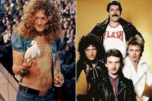 How Many of These 100 Famous Bands Can You Identify?