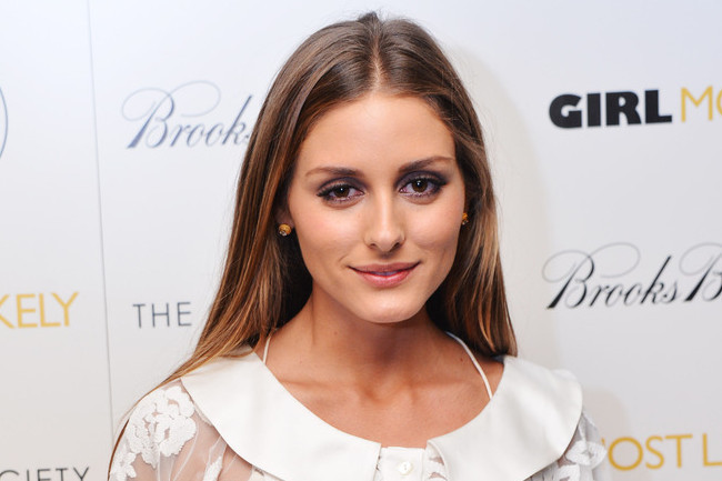 Olivia Palermo Sports Preppy Lace