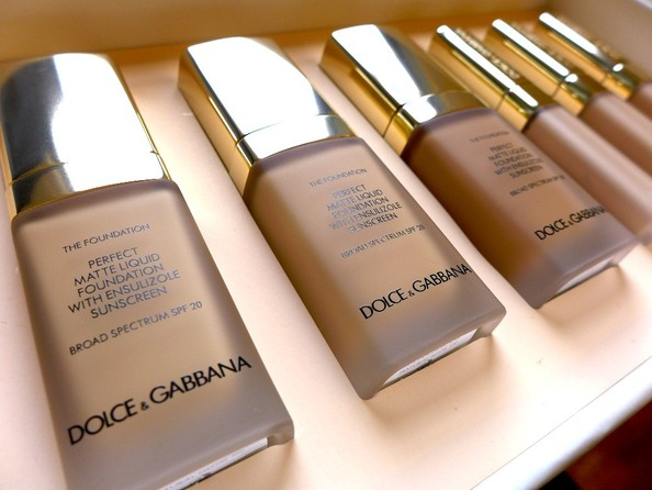 How to Get a Flawless Matte Complexion: Introducing Dolce & Gabbana's New Foundation and Concealer