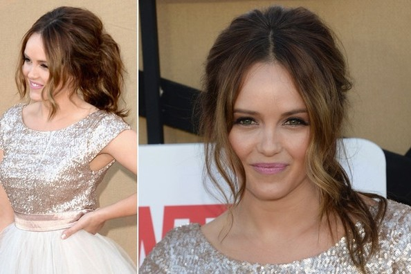 3 Simple Tips for Mastering a Messy Ponytail
