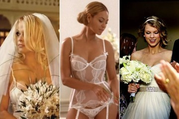 Unforgettable Music Video Brides
