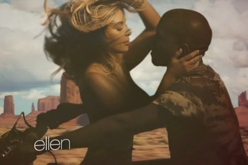 What We Learned About Kimye From Kanye West's Racy New 'Bound 2' Video
