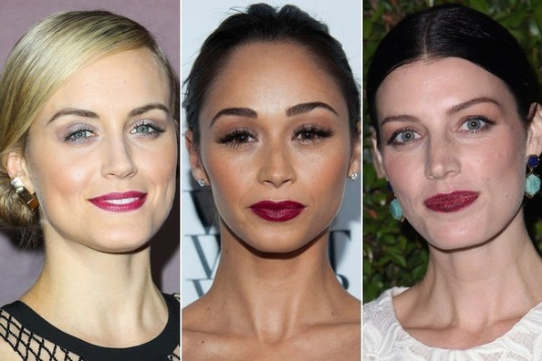 Beauty Trend To Try: Berry, Berry Beautiful Lips