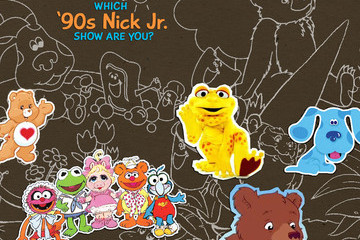 Which '90s Nick Jr. Show Are You?