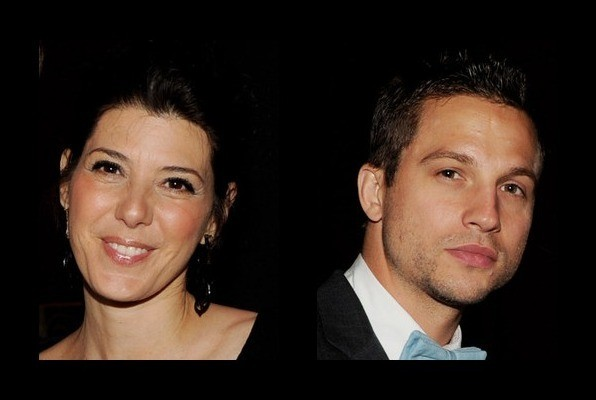 Marisa Tomei is dating Logan Marshall-Green