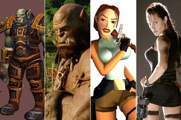 Video Game Characters and the Actors Who Played Them