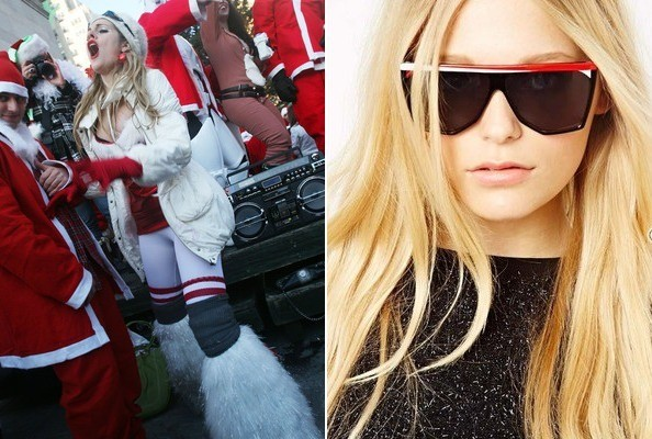 What to Wear: SantaCon