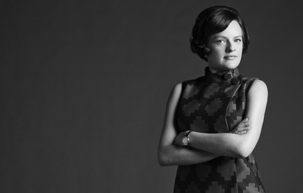 'Mad Men' Season 6 - Peggy Olson (Elisabeth Moss) [PHOTOS]