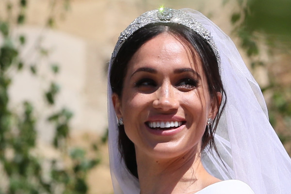 Meghan 'left wedding guests in tears with moving love poem for Harry'