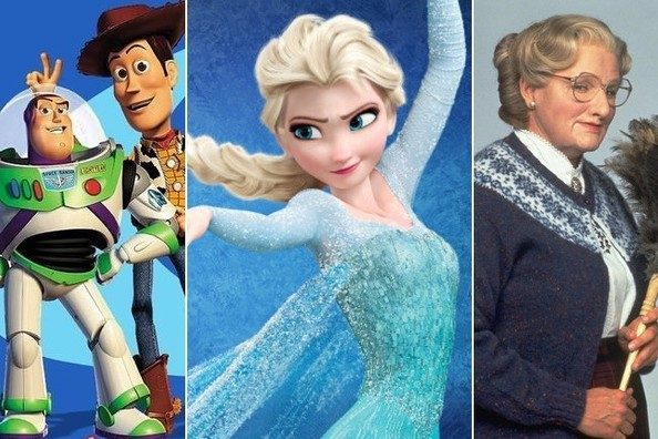 The 25 Most Successful Movies Ever Released on Thanksgiving
