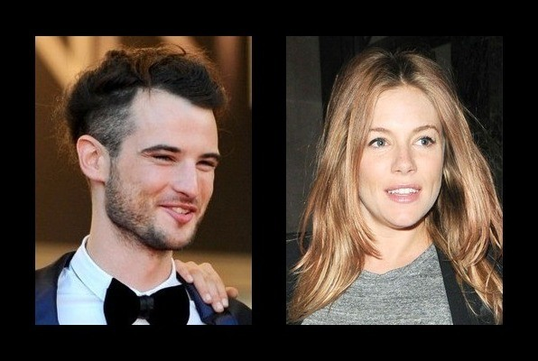 Tom Sturridge is engaged to Sienna Miller