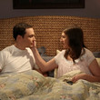 Amy and Sheldon ('The Big Bang Theory')