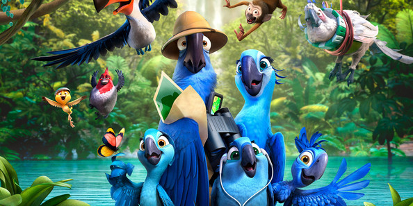 Great Musical Numbers Can't Save 'Rio 2' from Dragging