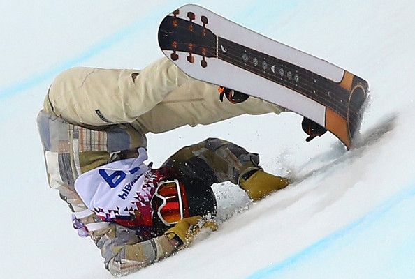 Biggest Wipeouts at the Sochi Winter Olympics