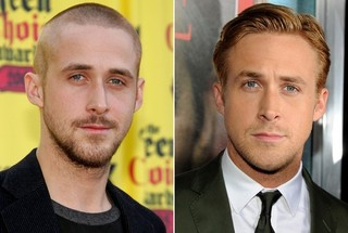Then and Now - Ryan Gosling
