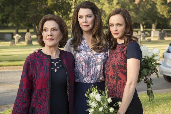 These New 'Gilmore Girls: A Year in the Life' Photos Will Leave You Breathless