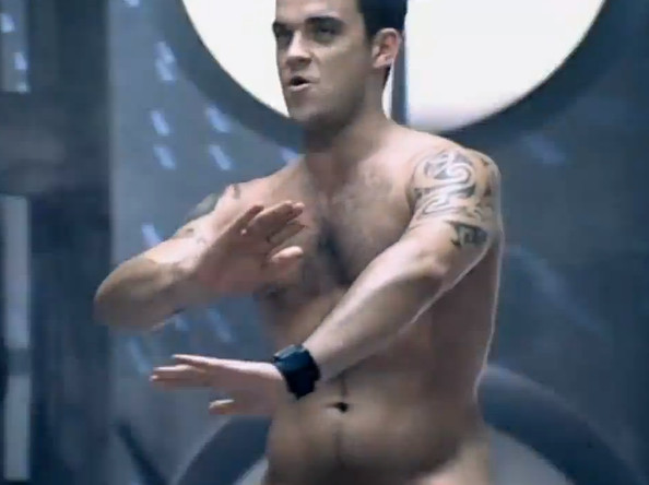 Robbie williams nackt images 58
